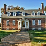 Gunston Hall, Home of George Mason, Mason Neck, Virginia