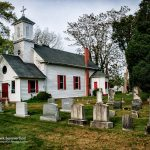 All Saints Episcopal Church, St. Mary's County, Maryland