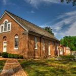 Nanjemoy Baptist Church, Charles County, Maryland