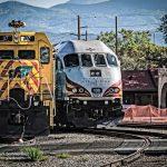 Santa Fe Railroad Depot