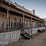 Converted Freight Depot, The Railyard, Santa Fe