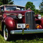 1936 Cadillac Fleetwood V-12
