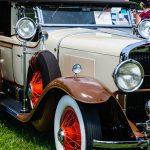 1929 Cadillac Dual Cowl Sport Phaeton
