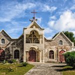 St Georges Church, Antigua