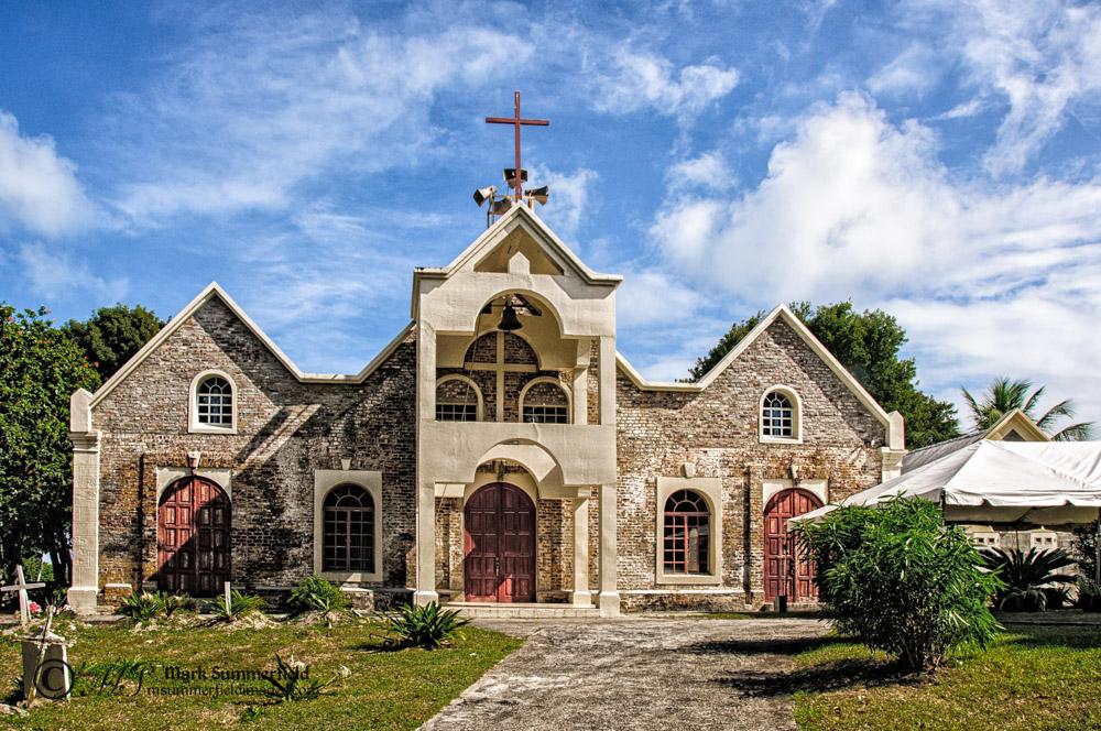 St Georges Church, Antigua
