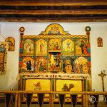 Chapel Altar Screen at El Rancho de las Golondrinas