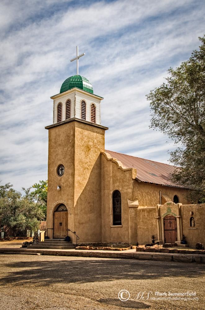 St. Joseph's Church, Los Cerrillos