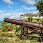 Fort James, St. John's Harbour, Antigua