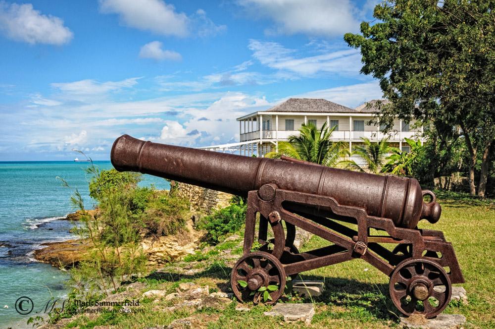 Fort James, St. John's Harbour, Antigua
