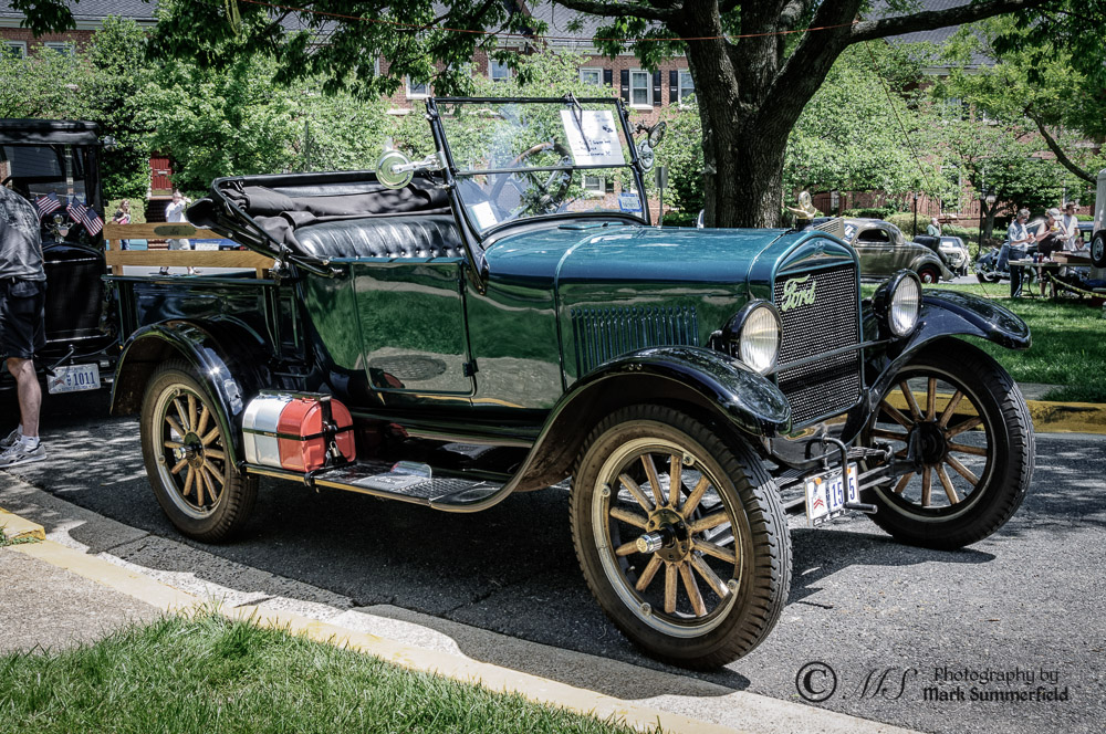 Introduction of the Model T Ford