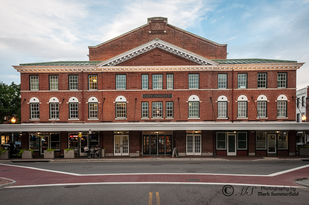 City market building for Home builder in roanoke va