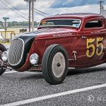 1934 Lake-Style Ford Coupe Hot Rod