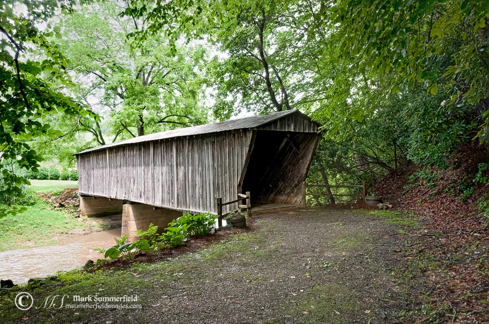 Bob White Covered Bridge