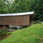 Jack's Creek Covered Bridge