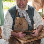 Colonial Williamsburg Shoemaker George Wilson