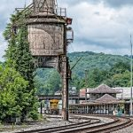 Ronceverte Coaling Tower