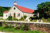 The Churches of St. Paul and St. Barnabas, Antigua