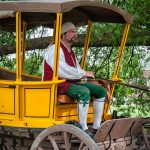 Colonial Williamsburg Coachman