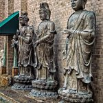 Buddha Statues in Falls Church