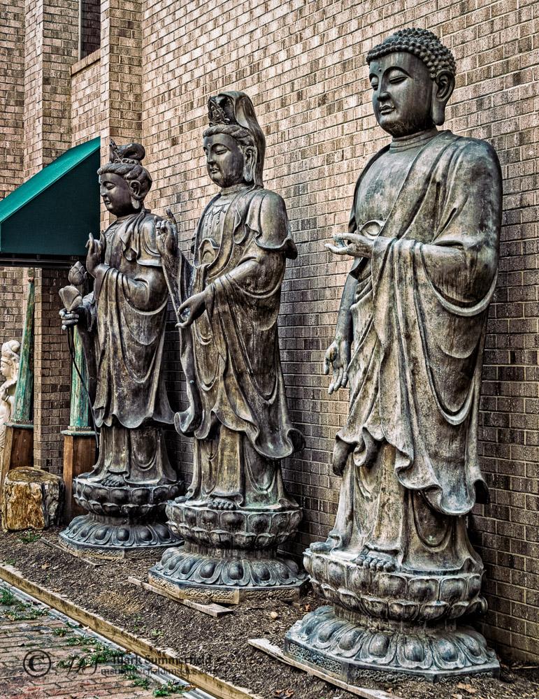 Buddha Statues in Falls Church