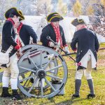 Continental Army Artillery