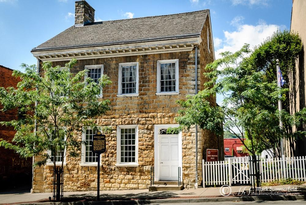 David Bradford House