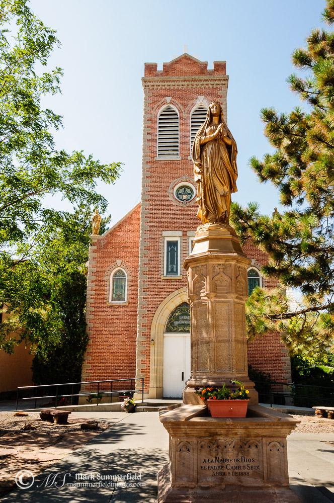 San Juan Bautista Parish Church