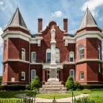 Historic Grayson County Courthouse