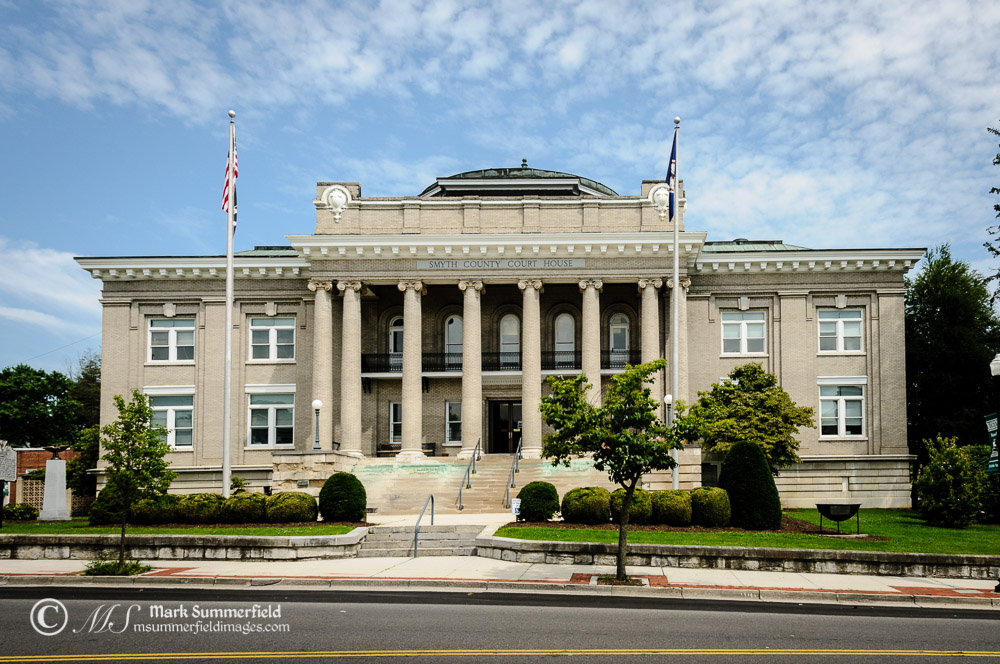 Smyth County Courthouse