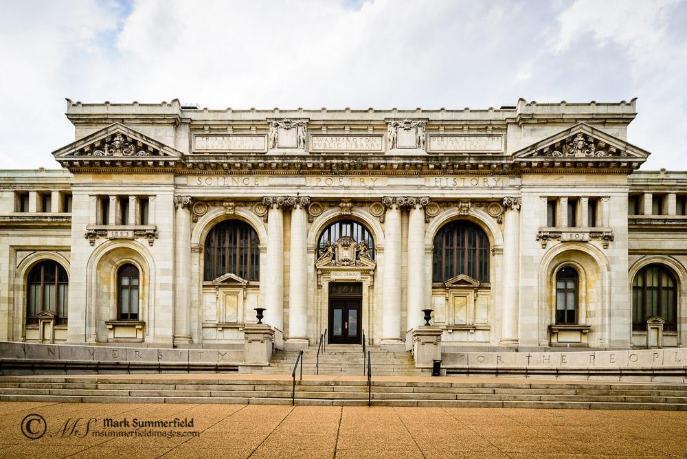 Washington DC Central Library