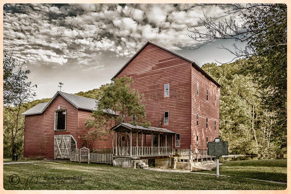 Rockbridge Grist Mill