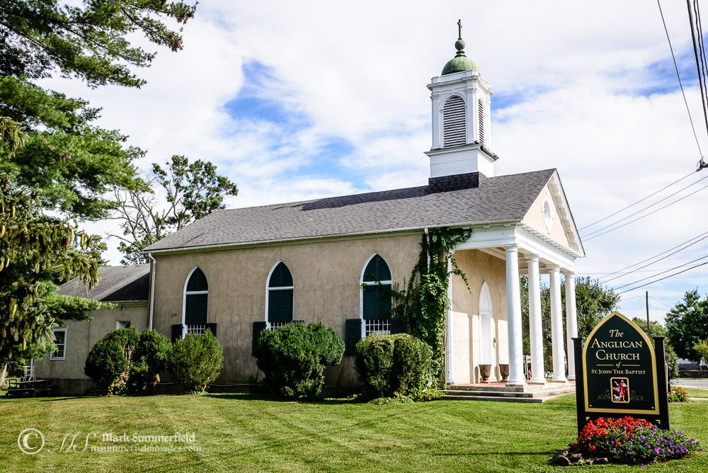 Marshall Virginia Anglican Church