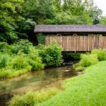 Indian Creek Covered Bridge