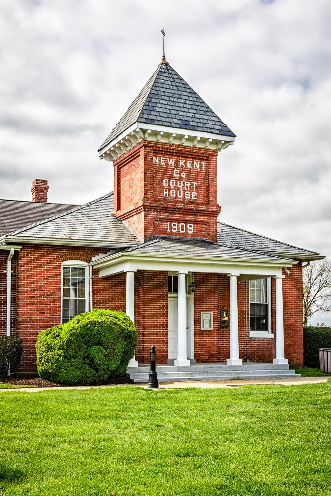 New Kent County Courthouse