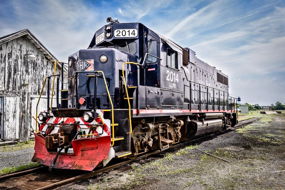 Eastern Shore Railroad