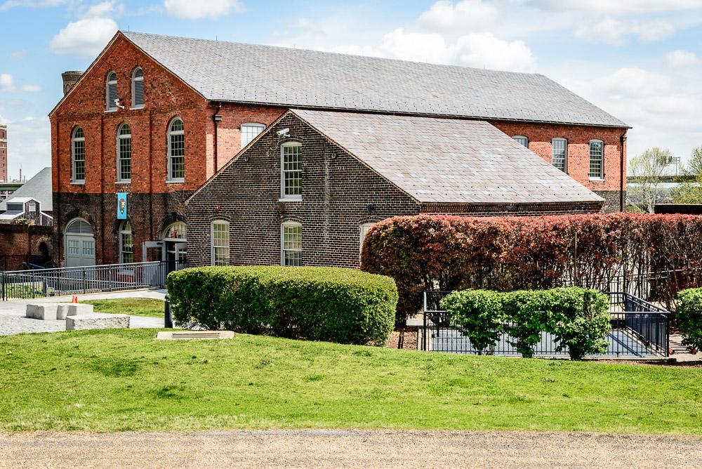 Tredegar Iron Works - the Civil War years