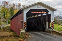 White Rock Forge Covered Bridge