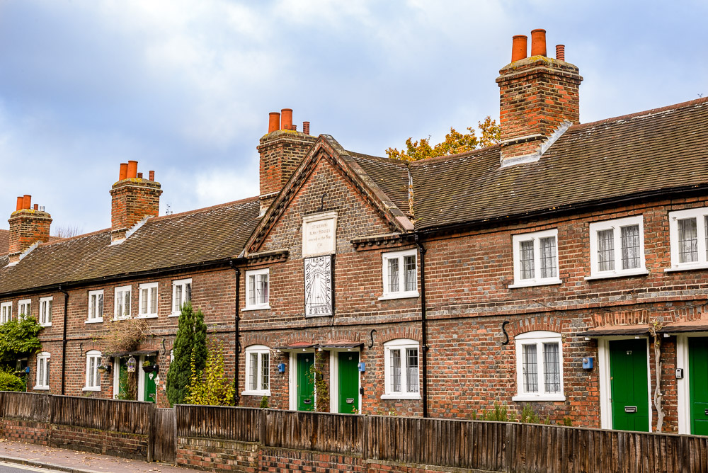 Stylemans Almshouses