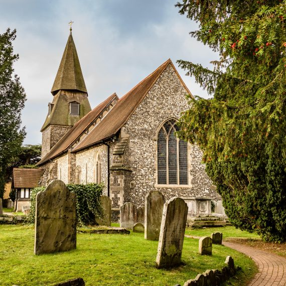 Kent Churches
