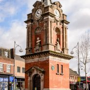 Bexleyheath Coronation Memorial Clock Tower