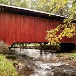 Jud Christie Covered Bridge