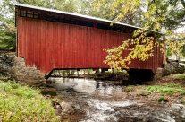 Jud Christie Covered Bridge