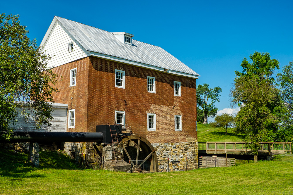 Breneman-Turner Mill
