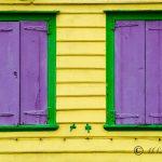 Colorful Buildings, St. John's, Antigua