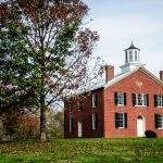 Brentsville Courthouse