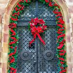 Christmas Decorations, Ca' d'Zan Mansion