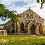 Gilbert Memorial Methodist Chapel, Zion Hill, Antigua