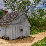Slave Cabin, Sotterley Plantation
