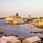 St. George's, Bermuda Cruise Ship