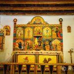 Chapel Altar Screen at El Rancho de las Golondrinas